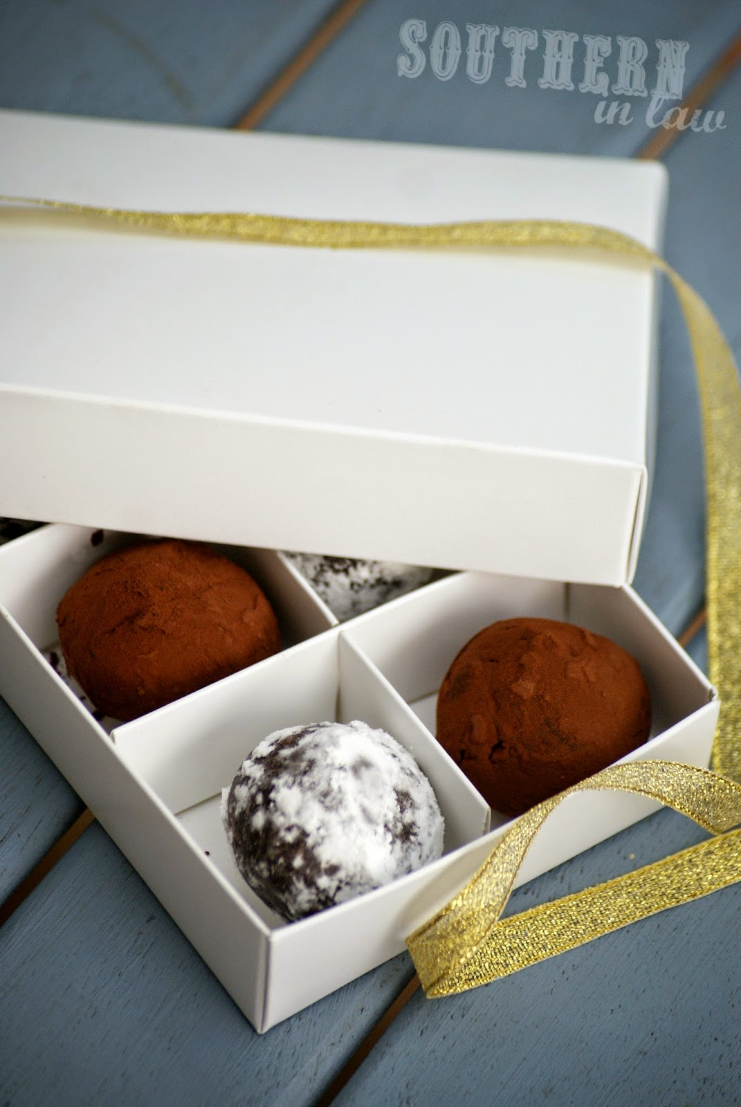 How to Package Homemade Chocolates for Gifting - Easy Homemade Chocolate Gift Ideas How-To - Homemade Chocolate Truffles Recipe