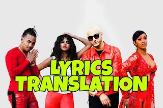 Taki Taki Lyrics Meaning/Translation in Hindi - DJ Snake