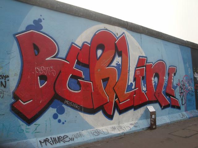 Os outros muros de Berlim e o restaurante mais antigo da capital alemã