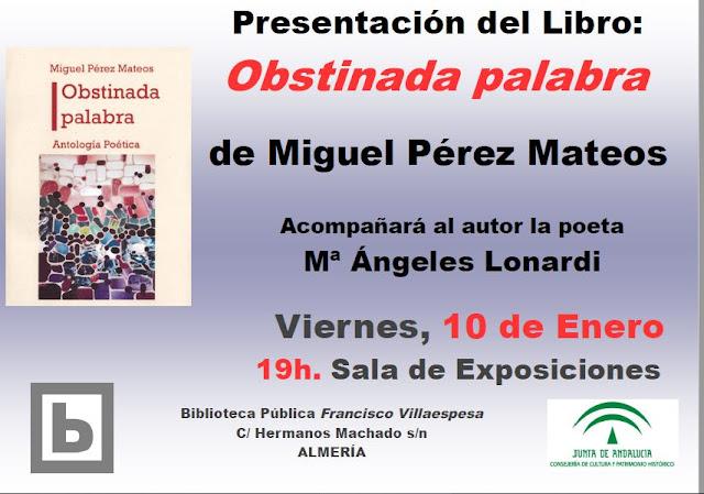 María Ángeles Lonardi, Biblioteca Villaespesa