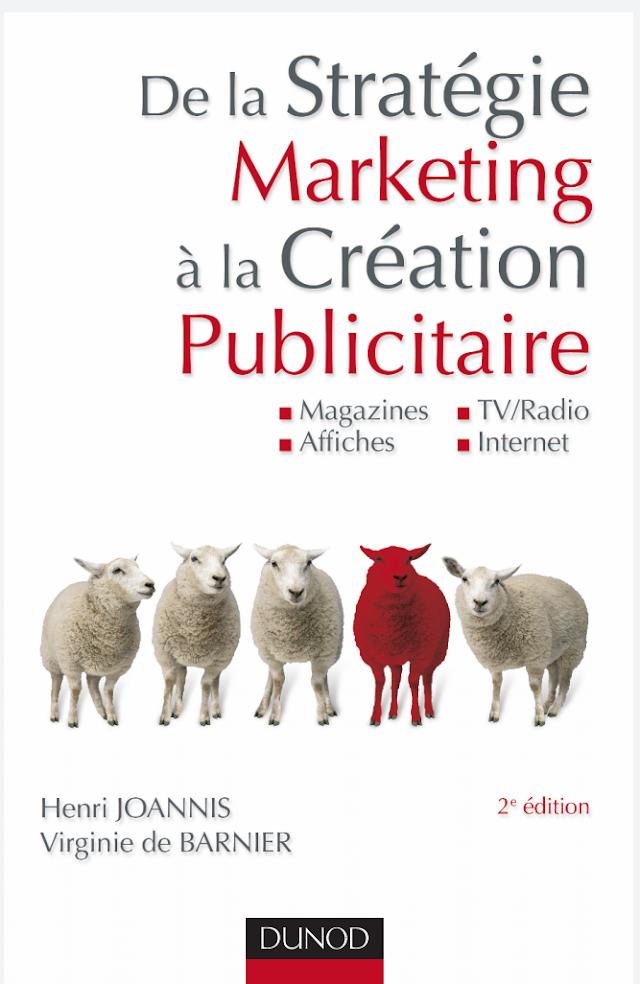 De La stratégie Marketing à la création de publicité PDF