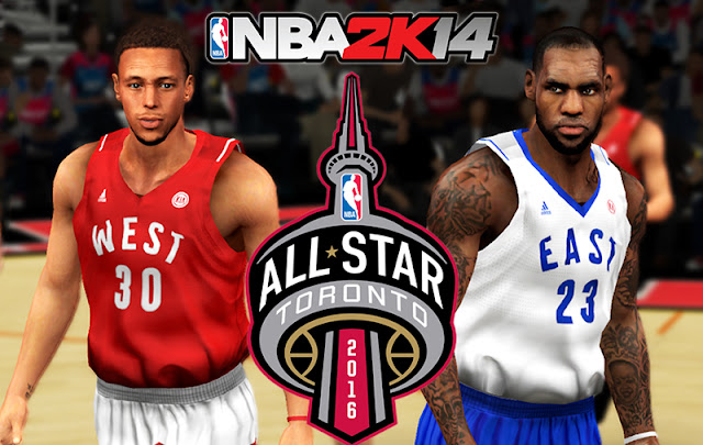 NBA 2K14 Med's 2015–16 Roster v3 7 [Trade Deadline Update
