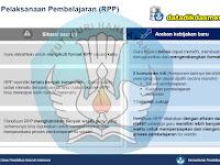 Surat Edaran Mendikbud Tentang Penyederhanaan RPP dan Format RPP Baru