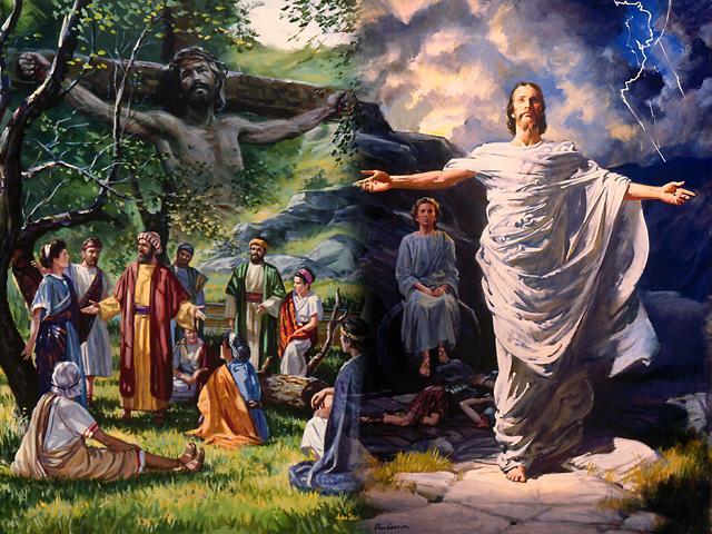 3 dias e 3 noites jesus