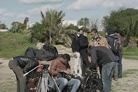 Tunis film crew