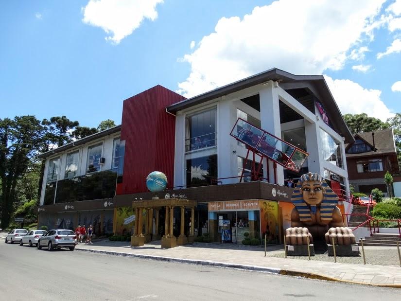 Gramado (RS) - maravilhas do mundo no Parque Algum Lugar