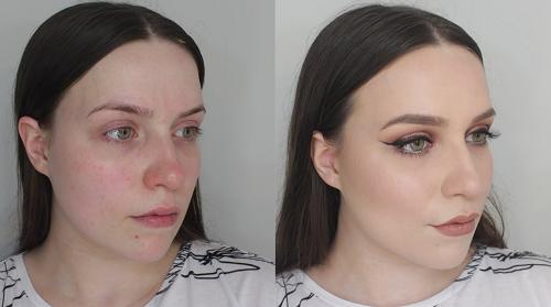 maquillaje piel rosacea