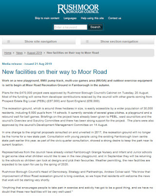 https://www.rushmoor.gov.uk/article/11672/New-facilities-on-their-way-to-Moor-Road?fbclid=IwAR1zMXgPnwDjl0cJlDz9Tw3ztqgzg8TydD40gr2BQWxEbHKMq8eWE1wfaOA