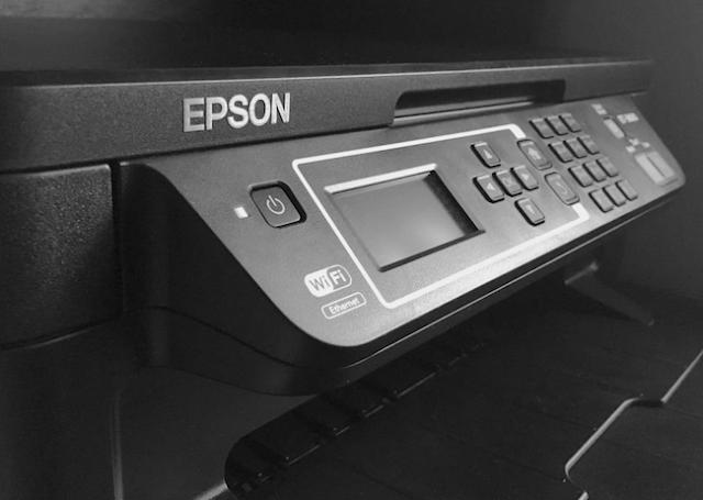 Epson's Expression ET-3600 EcoTank Printer