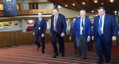 ПАРЄ повністю повернула повноваження російській делегації