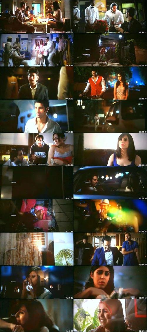 Badmashiyaan (2015) Hindi DVDScr 480p 300MB Screenshot