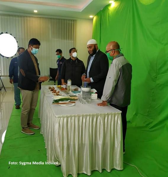 Zaidul Akbar Launching Buku Resep Sehat JSR