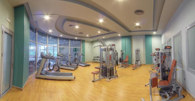 Phòng tập gym dự án Kim Long Season Mỹ Khê