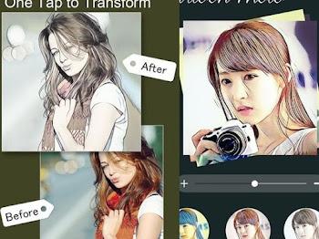 Aplikasi Android untuk Mengubah Foto Wajah jadi Kartun