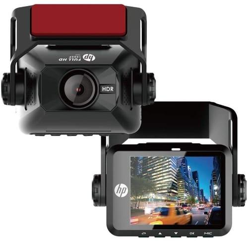 HP F650 Full HD Night Vision HDR Car Dash Cam Review
