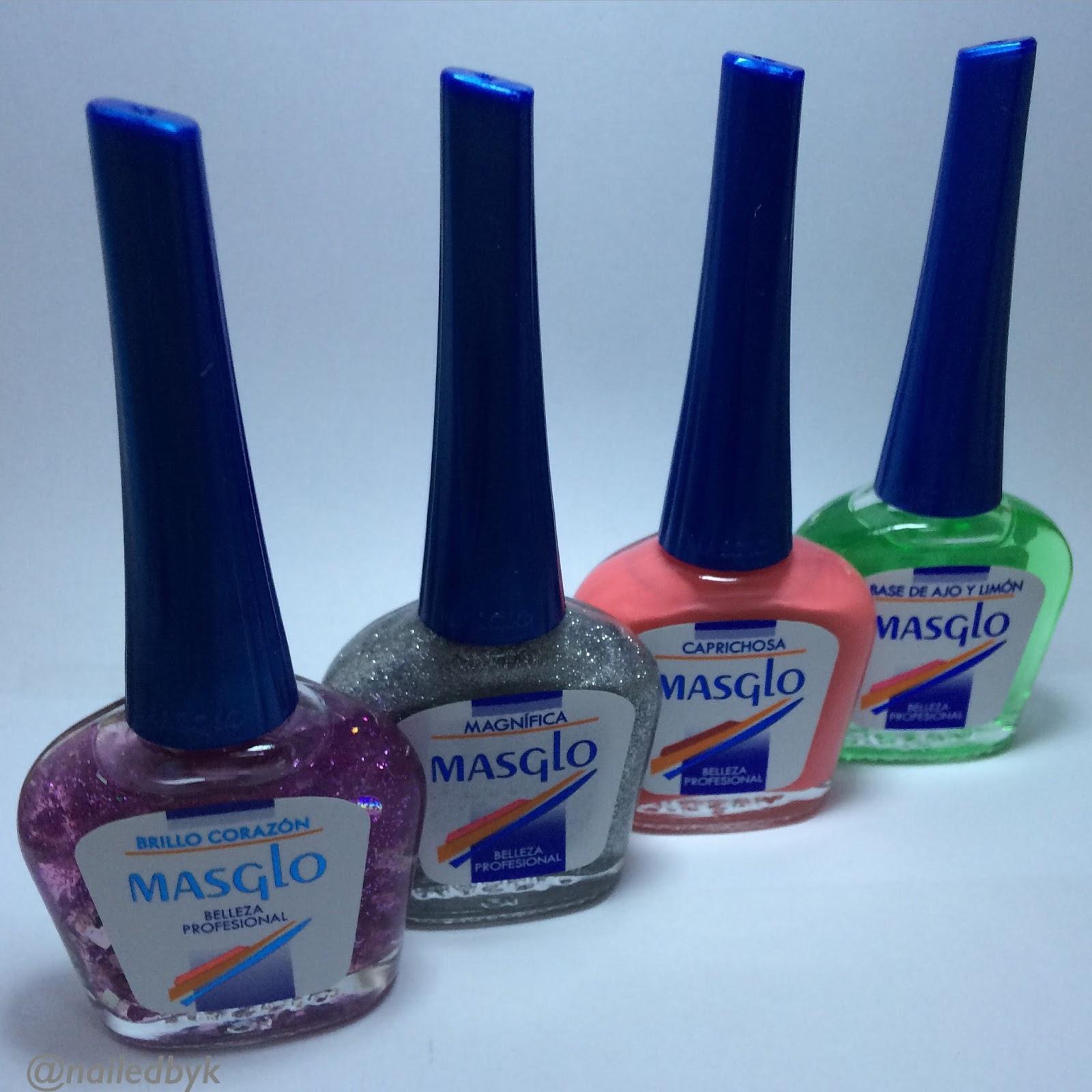 Masglo Nail Polish - Swatch and Review | Nailed by Kim