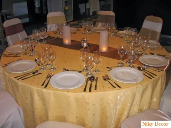 Fete de masa - rotunde - restaurant