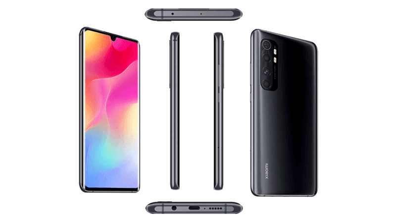 Specs of Mi Note 10 Lite leaks