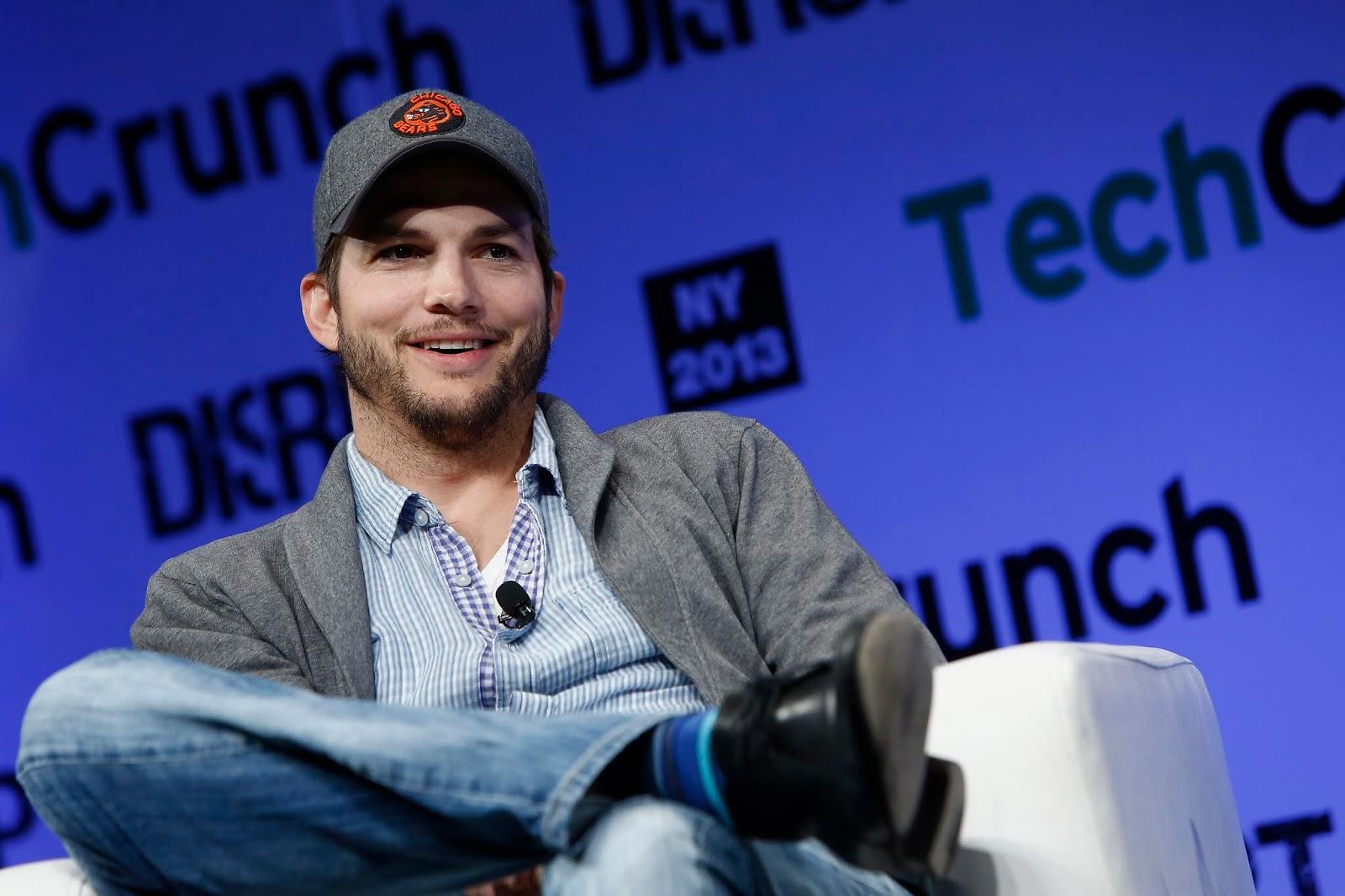 Ashton kutcher as steve jobs interview