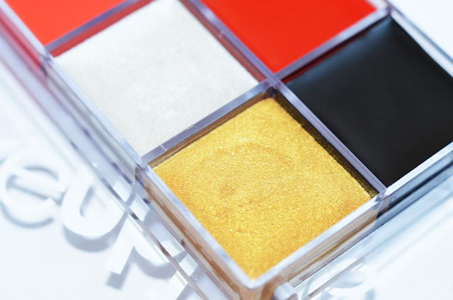 Профессиональная палитра грима 12 оттенков - Make Up Me GRS12 бюджетный аналог MUFE 12 flash color case свотчи, макияж, отзыв