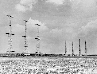 Chain Home Radars at RAF Poling, Sussex WW2