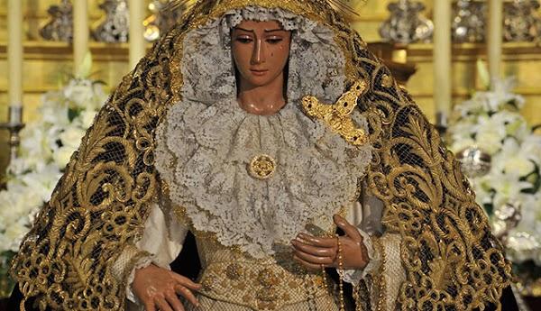 """Las Siete Palabras de Sevilla convocará """"obligada"""" un cabildo extraordinario para el cambio de la Virgen de la Cabeza"""
