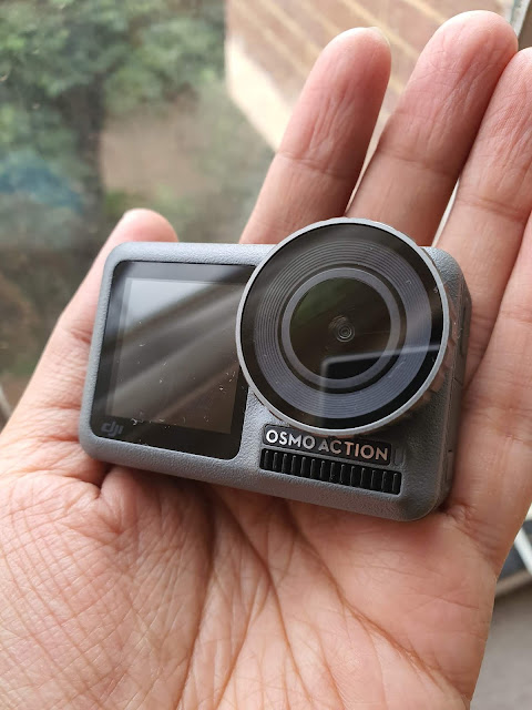 #TheLifesWayReviews - DJI Osmo Action #OsmoAction @DJIGlobal #ProductReview