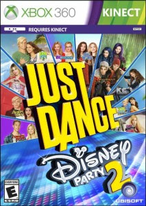 Just Dance Disney Party 2 (XBOX360) 2015