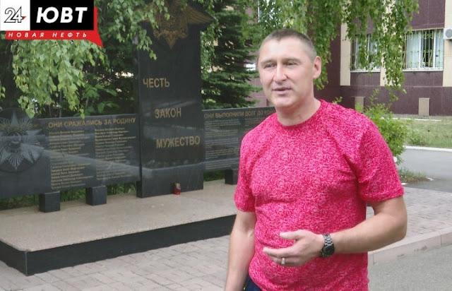 В Татарстане полицейский спас тонущих в пруду двух сестёр