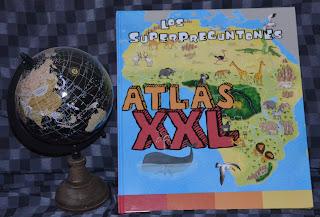 Los súperpreguntones: Atlas XXL