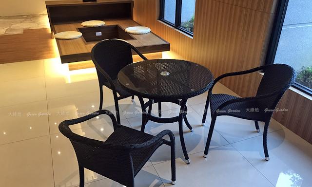 奧菲斯圓桌餐椅組1