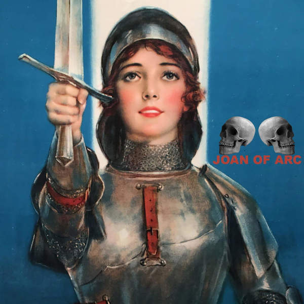 $uicideBoy$ & Night Lovell - Joan of Arc - Single Cover