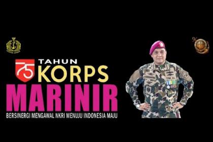Tadabbur: Prajurit Marinir Arif  Jalesu Bhumyamca Jawamahe