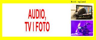 (5.) PRODAJA AUDIO, TV, FOTO TEHNIKE - ŽUTI OGLASI