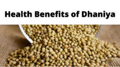Health Benefits and Side Effects of Dhaniya Water