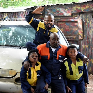 Fatty And Sons: Chinedu Ikedieze & Osita Iheme Announce New TV Series