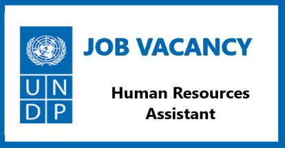 Vacancy Announcement from UNDP Kathmandu