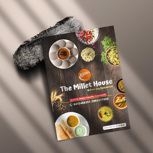 the-millet-house-menu-card-main-side-cliq-creatives-designs