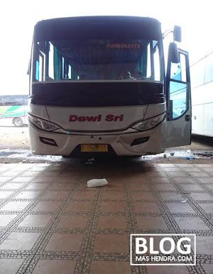 Bus Dewi Sri Jurusan Purwokerto - Blog Mas Hendra