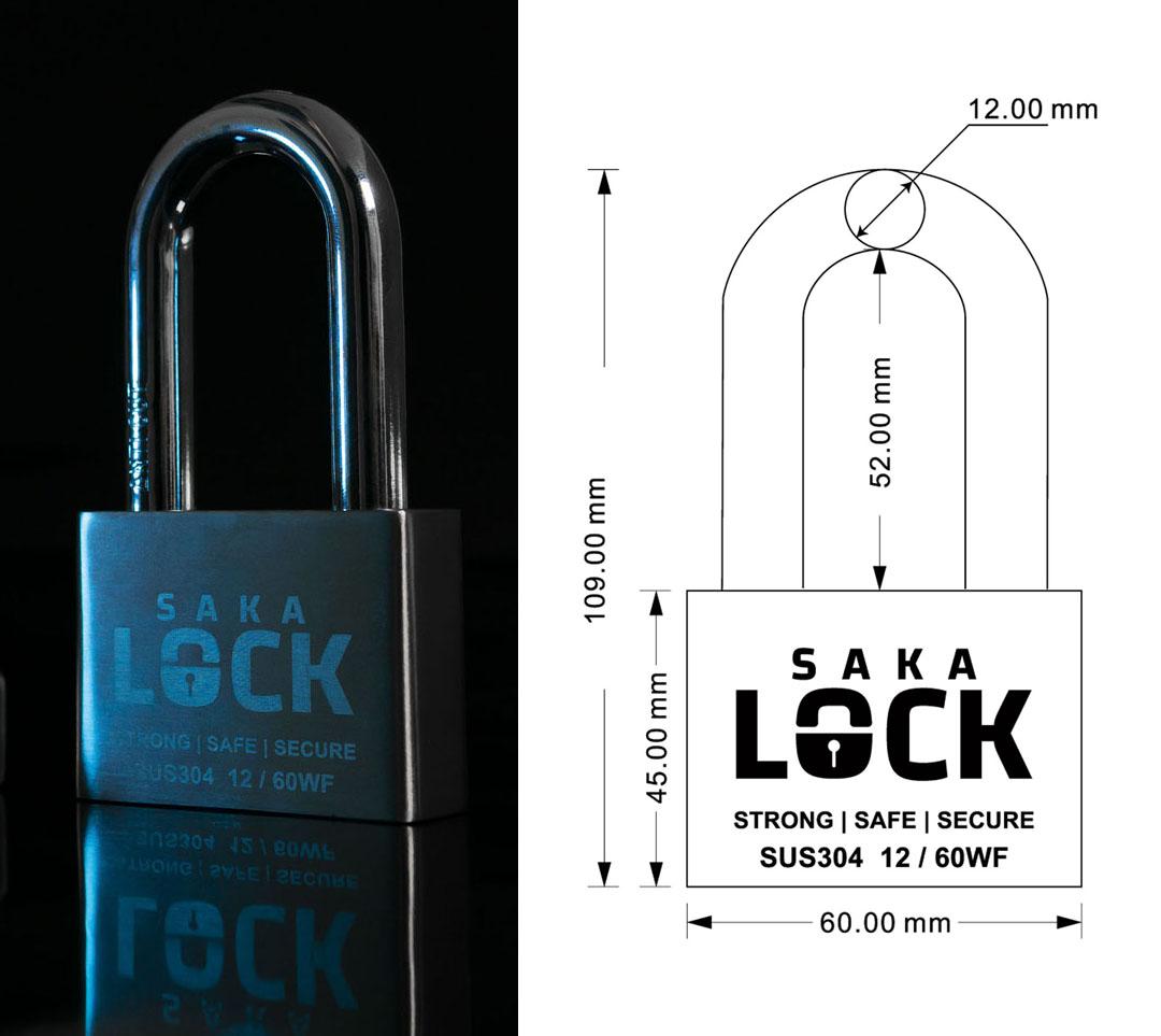 Spesifikasi Saka Lock