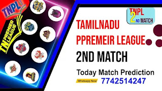 TNPL T20 2nd Match Tiruppur vs Chepauk Who will win Today Astrology