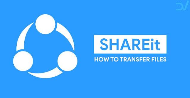 تحميل shareit أخر إصدار للكمبيوتر والموبايل