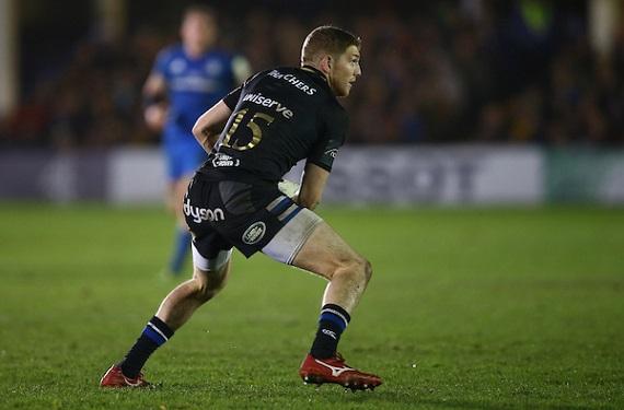 Ruaridh McConnochie of Bath Rugby