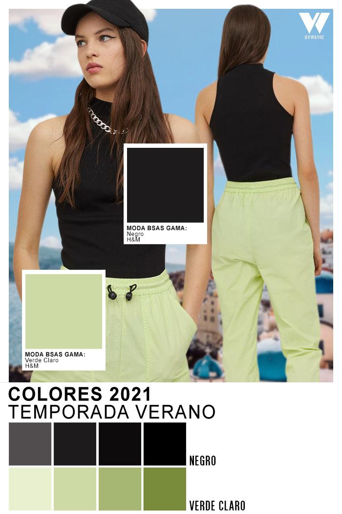 Que colores estan de moda primavera verano 2021