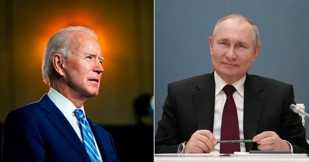 Putin Demands Talks With Biden After The US President Calls Him A 'Killer' On Live Television