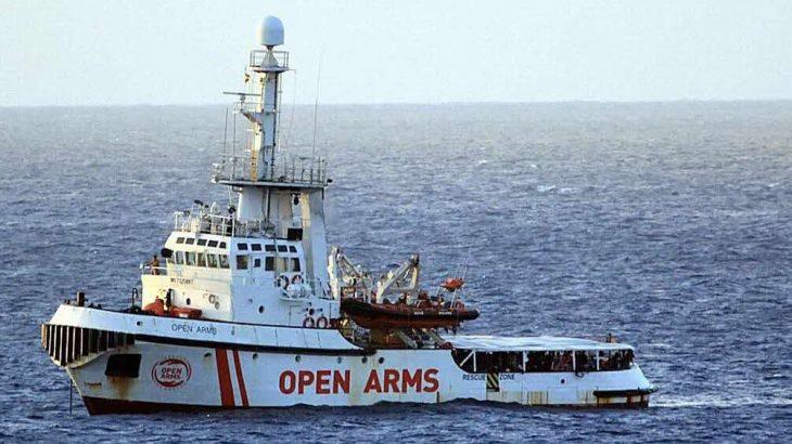 L'Espagne propose à l'Open Arms d'accoster dans le port d'Algésiras