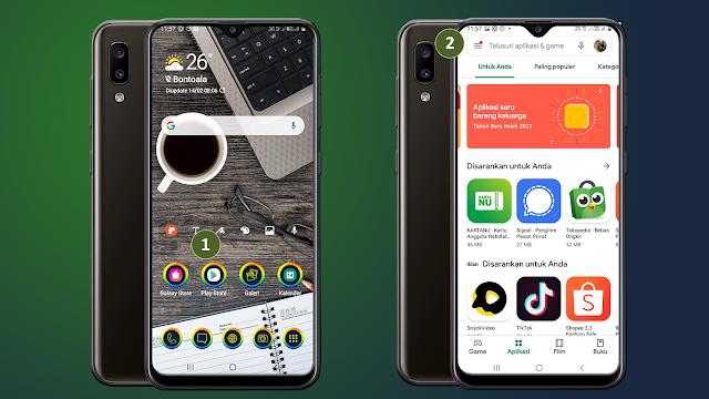 Cara Memasang Aplikasi WhatsApp Pada SmartPhone atau Ponsel Pintar Milik Anda