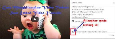 Cara Menghapus Video Terkait di Akhir Video YouTube yang Disematkan