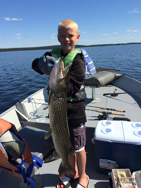 Red Lake Fishing Reports Ontario Monster Northern Pike