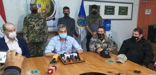 Paraguay refuerza el combate al EPP y un sector del oficialismo propone pedir ayuda militar a EEUU